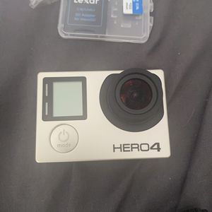 Gopro hero 4 used, like new for Sale in Gardena, CA