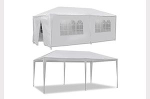 Canopy gazebo tent 10 by 20ft brand new for Sale in Seal Beach, CA
