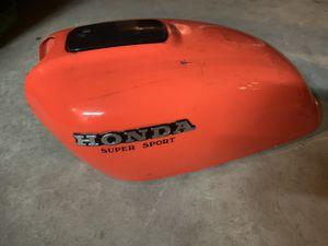 Vintage 1975-76 HONDA CB550F (F0) Supersport motorcycle fuel gas tank for Sale in Denver, CO