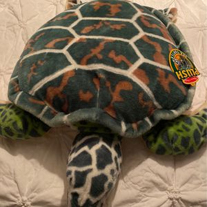 Melissa And Doug Sea Turtle Plush Giant Sized for Sale in Lacey Township, NJ
