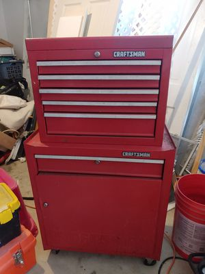 Craftsman Tool Boxes for Sale in Columbus, OH