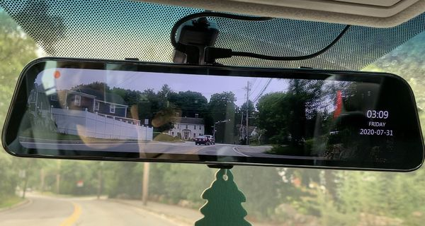 Mirror Dash Cam (NEW)