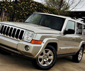 perfect2007 Jeep Commander for Sale in Boston, MA