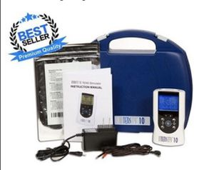 NEW InTENSity 10: TENS UNIT WITH PRE SET PAIN RELIEVING PROGRAMS for Sale in Denver, CO