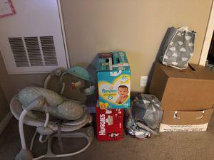Baby boy stuff for Sale in Houston, TX