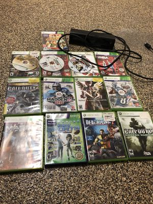 16 Xbox 360 games for Sale in Plano, TX