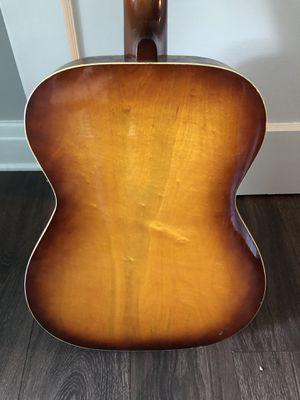 Acoustic Silvertone guitar for Sale in Murfreesboro, TN