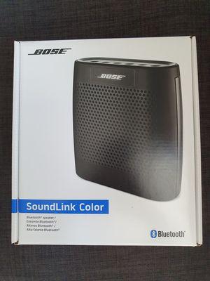 NEW Bose SoundLink color Black for Sale in Miami, FL