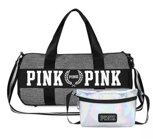 Pink Duffle+Waist Bag (READ DESCRIPTION) for Sale in Miami, FL