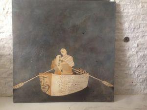 Canvas grandes nuevos es pintura for Sale in Rowlett, TX