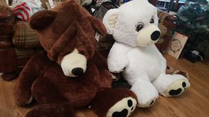 50in giant stuffed bears new with tags for Sale in Englewood, CO