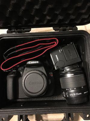 Canon EOS Rebel T5 DSLR Camera for Sale in Orangevale, CA