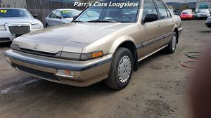 1988 Honda Accord LX for Sale in Longview, WA