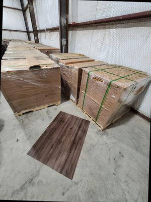 Luxury vinyl flooring!!! Only .67 cents a sq ft!! Liquidation close out! 7ZN2 for Sale in Dallas, TX