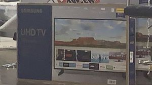50 inch Samsung Smart 4K UHD tv for Sale in Fort Worth, TX