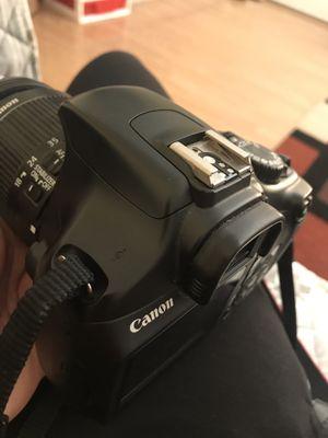 Canon Rebel T3 Camera for Sale in Newark, CA