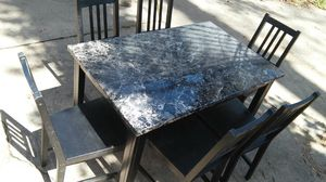 Dining Table & 6 Chairs for Sale in Norfolk, VA