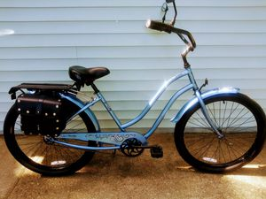 Phat Cycles Purple Paisleys Ladies Bike for Sale in Troy, MI