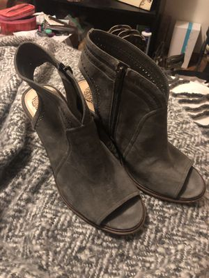 Size 10 open toe heels for Sale in Bend, OR