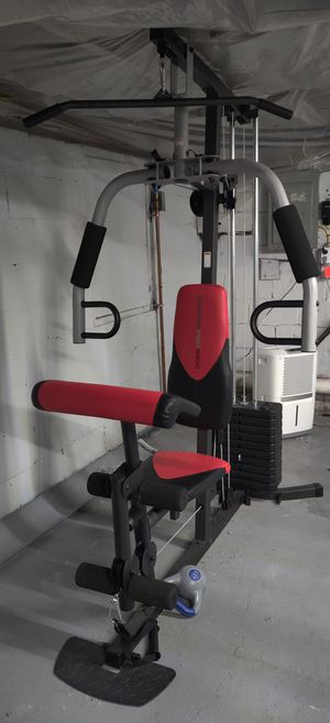 Weider gym and speed punching bag for Sale in Deptford Township, NJ