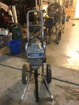 Paint sprayer for Sale in Plant City, FL