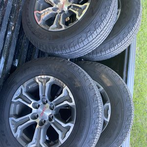 Tires And Rims for Sale in St. Petersburg, FL