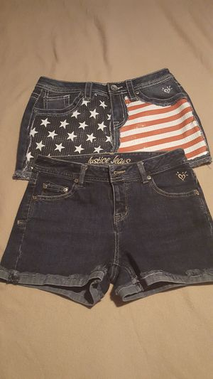 Girls jean shorts for Sale in Laveen Village, AZ