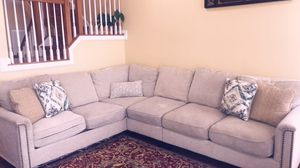 Living Room Sectional (and coffee table) for Sale in Silver Spring, MD