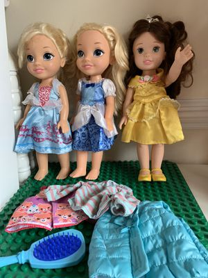 Dolls and accessories for Sale in Annandale, VA