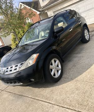 2004 Nissan Murano CLEAN TITLE RUNS AND DRIVES for Sale in Brentwood, TN