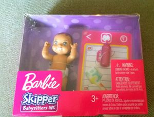 Barbie Skipper Babysitters Mini Doll New for Sale in Baltimore, MD