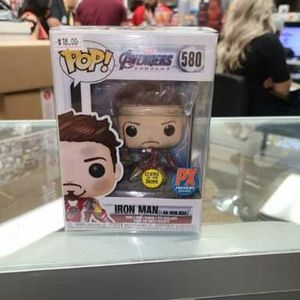Iron Man- Funko POP- Glow In The Dark- Previews Exclusive for Sale in Westminster, CA