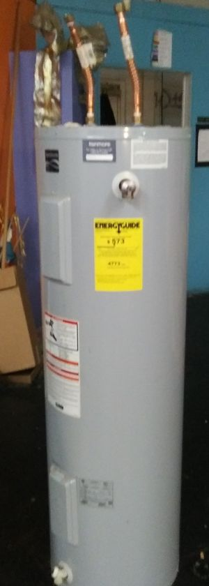 Kenmore 53 gallon gas water heater for Sale in Los Angeles, CA