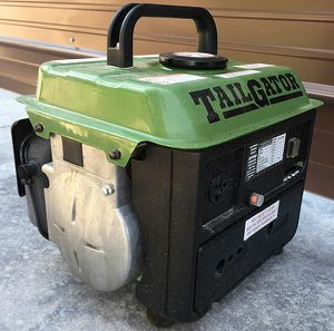 Tailgator generator for Sale in Springfield, OR