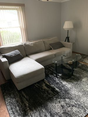 Grey Couch for Sale in Olney, MD
