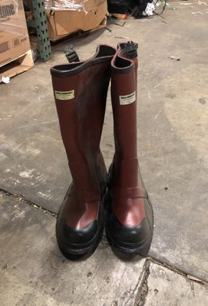 HoneyWell Rubber Mud and Slush boots for Sale in Morrisville, PA