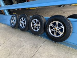 Nice rims size 16 for Toyota Tacoma or Toyota 4Runner $$225 for Sale in Kissimmee, FL