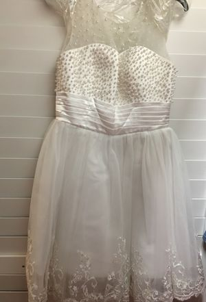 White dress for teens/kids for Sale in FL, US