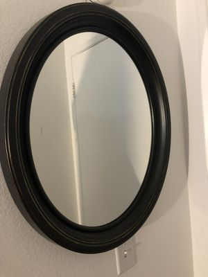 Oval mirror for Sale in Downey, CA