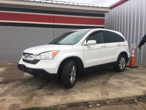 2007 Honda CRV EXL for Sale in San Antonio, TX