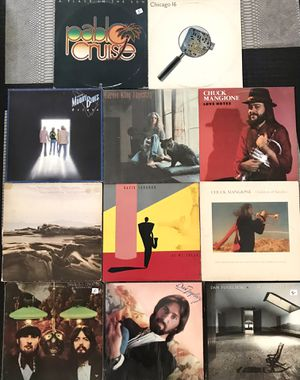 70s and 80s vinyl records! for Sale in Orlando, FL