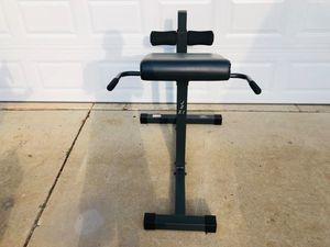 Hyperextension Chair - Roman Chair - Work Out - Back Extension - Gym Equipment for Sale in Downers Grove, IL