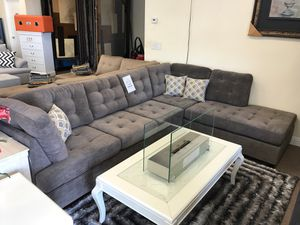 Sectional sofa on sale @ elegant furniture 🎈🛋 for Sale in Fresno, CA