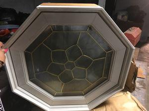 Vinyl Clad Octagon window for Sale in San Fernando, CA