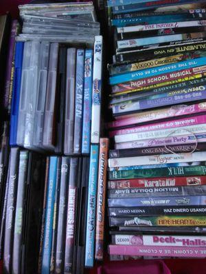 DVDs,cds,vhs,lps for Sale in La Puente, CA