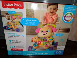 Fisher Price walker for Sale in Los Angeles, CA