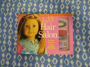 American Girl doll hair salon for girls who love to play with their doll's hair for Sale in Yacolt, WA