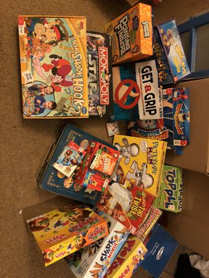 19 Board and Card Games - New and Used for Sale in Dale City, VA