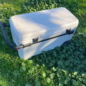 Cooler use a couple times great conditions come and see it for Sale in West Covina, CA
