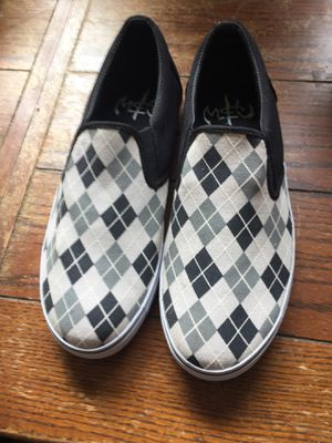 Size 13 slip on shoes similar to vans but made by a Christian company called not of this world. Brand spanking new for Sale in San Diego, CA
